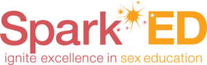 SparkED Logo – ignite excellence in sex education